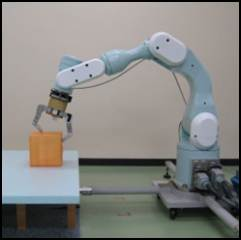 Hand Arm Robot System